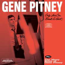 Gene Pitney: Only Love Can Break A Heart & The Many Sides Of Gene Pitney, CD