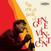 Gene Vincent: The Crazy Beat Of Gene Vincent, CD