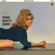 Pete Rugolo (1915-2011): Behind Brigitte Bardot (remastered) (180g) (Limited Edition), LP