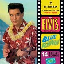 Elvis Presley (1935-1977): Blue Hawaii (180g) (Limited Edition), LP