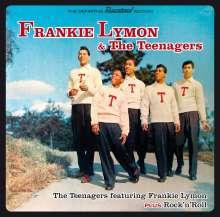 Lewis Lymon & The Teenchords: The Teenagers Featuring Frankie Lymon Plus Rock'n'Roll, CD