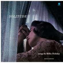 Billie Holiday (1915-1959): Solitude (+ 1 Bonustrack) (remastered) (180g) (Limited Edition), LP