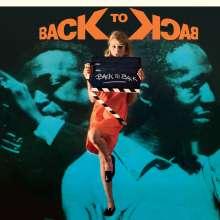 Miles Davis & Art Blakey: Back To Back (remastered) (180g) (Limited Edition), LP