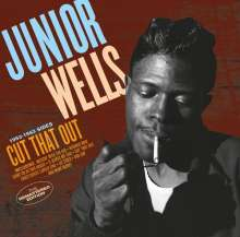 Junior Wells: Cut That Out, CD