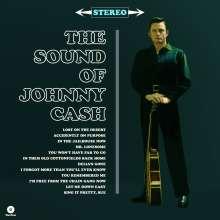 Johnny Cash: The Sound Of Johnny Cash (180g) (Limited Edition) +2 Bonus Tracks, LP
