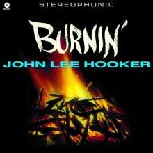 John Lee Hooker: Burnin' (+2 Bonus Tracks) (180g) (Limited Edition), LP
