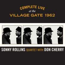 Sonny Rollins (geb. 1930): Complete Live At The Village Gate 1962 (Limited Edition), 6 CDs