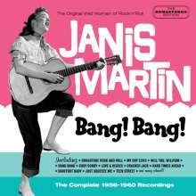 Janis Martin: Bang! Bang! - The Complete 1956 - 1960 Recordings, CD
