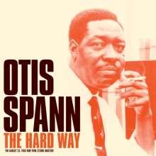 Otis Spann: The Hard Way + 4 Bonus Tracks, 2 CDs