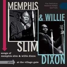 Memphis Slim & Willie Dixon: Songs Of Memphis Slim And WillIe Dixon, CD