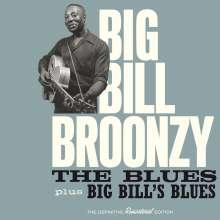 Big Bill Broonzy: The Blues / Big Bill's Blues, CD
