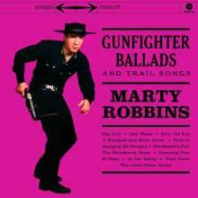 Marty Robbins: Gunfighter Ballads And Trail Songs (180g) (Limited Edition) (+ 4 Bonus Tracks), LP