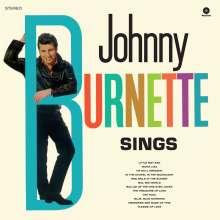 Johnny Burnette: Johnny Burnette Sings (180g) (Limited-Edition) (+ 2 Bonustracks), LP