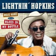 Sam Lightnin' Hopkins: Mojo Hand / Blues In My Bottle + 2 Bonus Tracks, CD