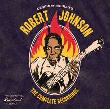Robert Johnson: The Complete Recordings, 2 CDs