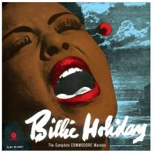 Billie Holiday (1915-1959): The Complete Commodore Masters (remastered) (180g) (Limited Edition), LP