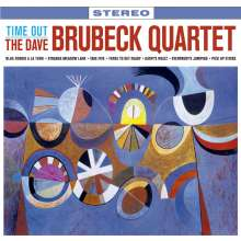 Dave Brubeck (1920-2012): Time Out (180g) (Limited Collector's Edition), LP