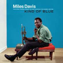 Miles Davis (1926-1991): Kind Of Blue (180g) (Limited-Edition), LP
