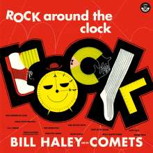 Bill Haley: Rock Around The Clock +2 Bonus Tracks (180g) (Limited-Edition), LP