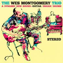 Wes Montgomery (1925-1968): A Dynamic New Sound (180g) (Limited Edition) +2 Bonus Tracks, LP