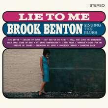 Brook Benton: Lie To Me: Brook Benton Singing The Blues (180g) (Limited Edition), LP
