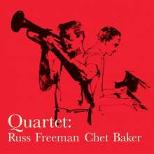 Chet Baker (1929-1988): Quartet With Russ Freemann  +1 Bonus Track (180g) (Limited Edition), LP