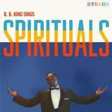 B.B. King: Sings Spirituals + 4 Bonus Tracks (180g) (Limited-Edition), LP