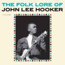 John Lee Hooker: The Folk Lore Of John Lee Hooker + 2 Bonus Tracks (180g) (Limited Edition), LP