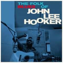 John Lee Hooker: The Folk Blues Of (180g) (Limited-Edition) (+3 Bonustracks), LP