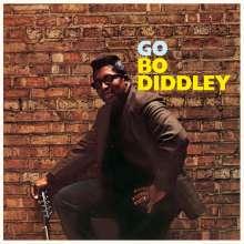 Bo Diddley: Go Bo Diddley (180g) (Limited-Edition) (+2 Bonustracks), LP