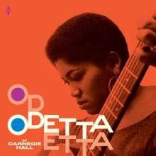 Odetta: At Carnegie Hall (180g) (Limited Edition) (+2 Bonustracks), LP