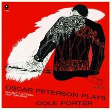 Oscar Peterson (1925-2007): Plays Cole Porter (180g) (Limited-Edition) (+1 Bonustrack), LP