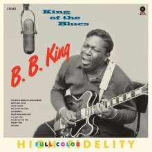 B.B. King: King Of The Blues (180g) (Limited-Edition), LP