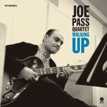 Joe Pass (1929-1994): Walking Up (180g) (Limited-Edition), LP