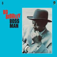 Bo Diddley: Boss Man (180g) (Limited Edition) +2 Bonus Tracks, LP