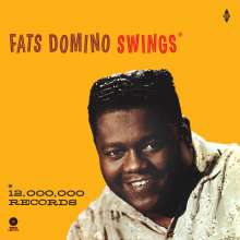 Fats Domino: Swings (180g) (Limited-Edition) +2 Bonus Tracks, LP