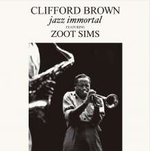 Clifford Brown (1930-1956): Jazz Immortal (180g) (Limited-Edition) (+2 Bonustracks), LP