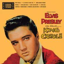 Elvis Presley (1935-1977): Filmmusik: King Creole (180g) (Limited-Edition) (+4 Bonustracks), LP