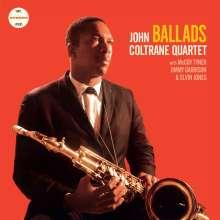 John Coltrane (1926-1967): Ballads (+2 Bonustracks) (180g) (Limited Edition), LP