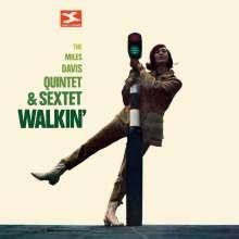 Miles Davis (1926-1991): Walkin' (+ 1 Bonustrack) (180g) (Limited Edition), LP