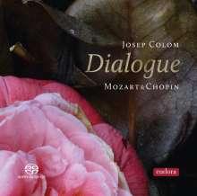 Josep Colom - Dialogue, Super Audio CD
