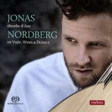 Jonas Nordberg - Theorbe & Laute, Super Audio CD