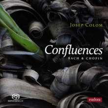 Josep Colom - Confluences, Super Audio CD