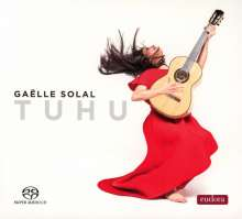 Gaelle Solal - Tuhu, Super Audio CD