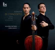 Guillermo Pastrana - Sonata Di Concerto, CD
