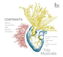Trio Musicalis - Contrasts, CD