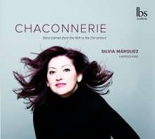 Silvia Marquez - Chaconnerie, CD
