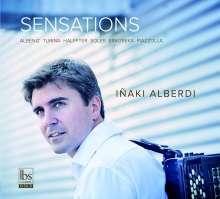 Inaki Alberdi - Sensations, CD