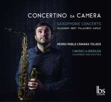Pedro Pablo Camara Toldos - Concertino Da Camera, CD
