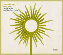 Cristal Bello, CD